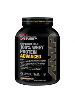 GNC 100% Protein Amp Gold 5.12lb
