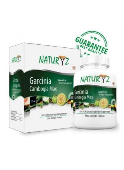 Naturyz Garcinia Cambogia Max 60 Capsules