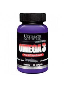 Ultimate Nutrition Omega 3, 90 softgels