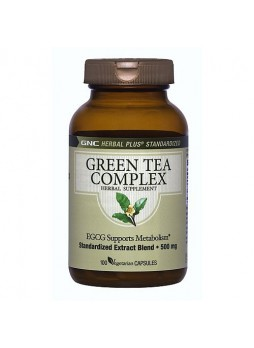 GNC Green tea Complex 500mg
