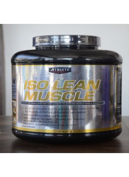 Athlete Nutrition Iso Lean Muscle 6 lbs