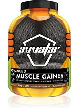 AVVATAR ADVANCED MUSCLE GAINER 6 LBS (2.72 kg)