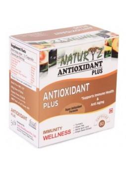 Naturyz Antioxidant Plus 60 Capsules