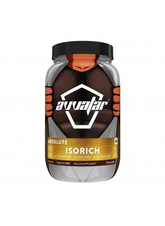 Avvatar Absolute ISORICH 2.2 Lbs (1 kg) Chocolate