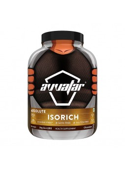 Avvatar Absolute ISORICH 4.4 Lbs (2 kg) Chocolate