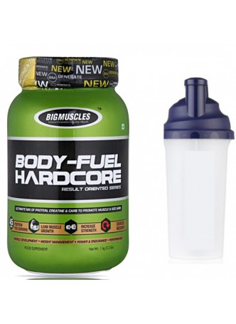 Big Muscle Body-Fuel Hardcore 1 kg