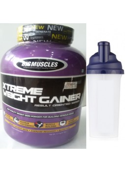 Big Muscle Xtreme Weight Gainer 6 lbs