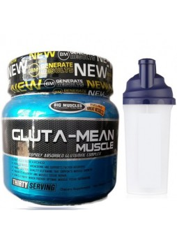 Big Muscle GLUTA-MEAN 240 GM chocolate