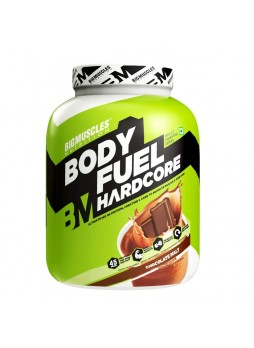 Big Muscles Body Fuel Hard Core - 2.7kg (malt Chocolate)
