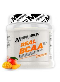 Bigmuscles Nutrition Real BCAA [50 Servings, Summer Bonanza] -100% Micronized Vegan, Muscle Recovery & Endurance BCAA Powder, 5 Grams of Amino Acids, Keto Friendly, Caffeine Free