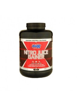 BIO-X Nitro juice Gainer Chocolate 1.5 kg