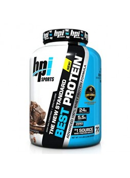 BPI Sports Best Protein 5.1 lbs (2.32 kg) Chocolate Brownie