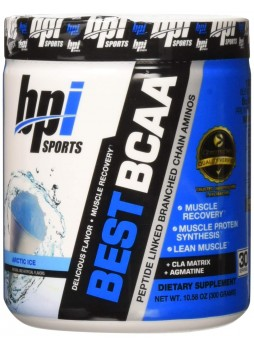 BPI Sports Best BCAA 30 Ser - 300 gm (ARCTIC ICE)