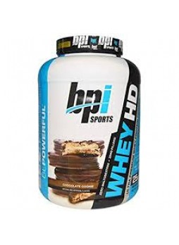 BPI Sports Whey HD 4.2 lbs (1900gm) Chocolate Cookie