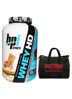 Bpi Sports Whey-HD Ultra Premium 4.98 LBS