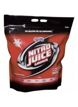 BIO-X Nitro juice Gainer Chocolate 12 lbs