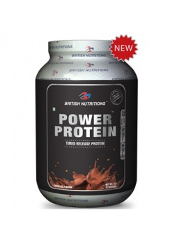British Nutritions Power Protein 2.5 kg