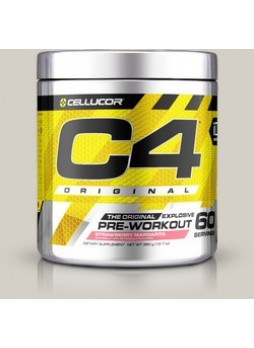 cellucor c4 original pre workout 60 serving STRAWBERRY MARGARITA
