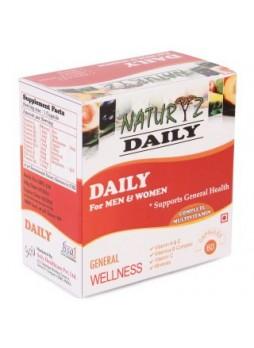 Naturyz Daily - 60 capsules