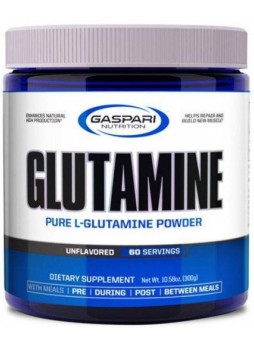 Gaspari Nutrition Glutamine 300 gm