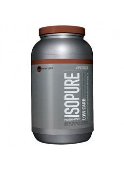 NATURE'S BEST Isopure Low Carb  3 lbs