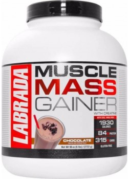 Labrada Muscle Mass Gainers 6 Lbs (2.7 kg) Chocolate