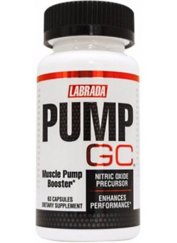 Labrada Pump GC Weight Gainers/Mass Gainers (63 Capsules)