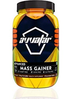 Avvatar Advanced Mass Gainer - 3.3 lbs (1.5 kg)