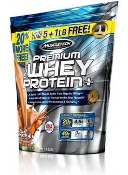 Muscletech Premium 100% Whey Protein  2.72 kg
