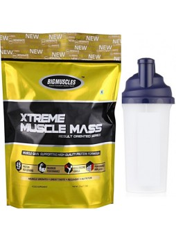 Big Muscle Xtream Musclemass 5 kg