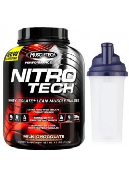 Muscle Tech Nitrotech Performance Series 3.97 Lbs