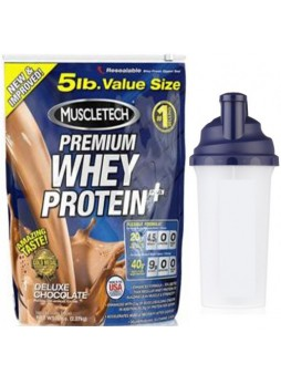 Muscle Tech 100% Premium Whey Protein Plus 5 LBS