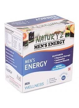 Naturyz Men's Energy - 60 Capsules