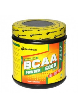 MuscleBlaze BCAA 6000, 50 serving