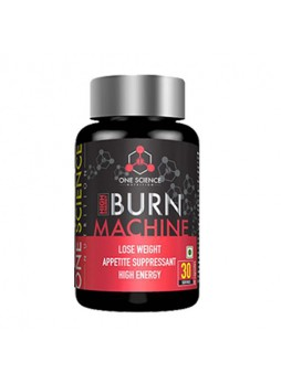 One Science Burn Machine 60 Capsules