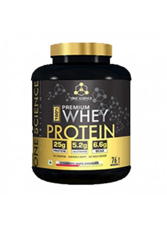 One Science Premium 100% Whey Protein 2.27 kg