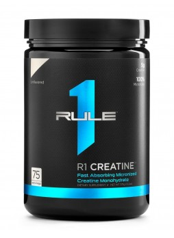 Rule 1 R1 Creatine - 375 gms (Unflavoured)