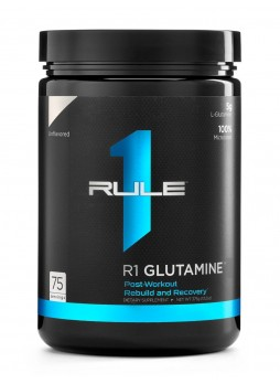 Rule 1 R1 Glutamine - 375 gms (Unflavoured)