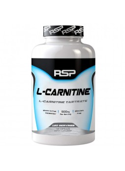 RSP Nutrition L-Carnitine 120 Capsules