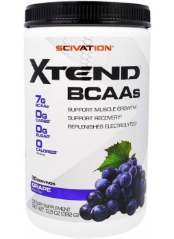 Scivation Xtend BCAA  (392 g, Grape)