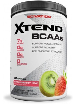 Scivation Xtend BCAA (Strawberry Kiwi)  (410 g)