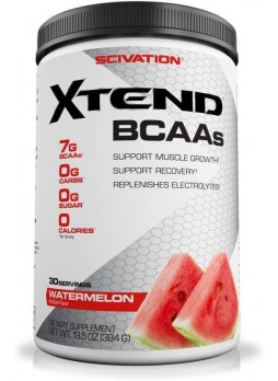 Scivation Xtend BCAA  (384 g, Watermelon)