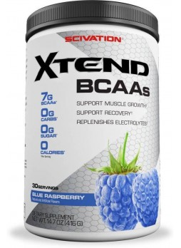 SCIVATION xtend bcaa 30 serving 416gm