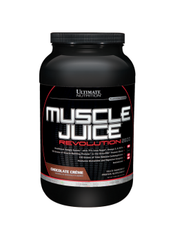 Ultimate Nutrition Muscle Juice 2600 4.96lb (2.12)kg chocolate