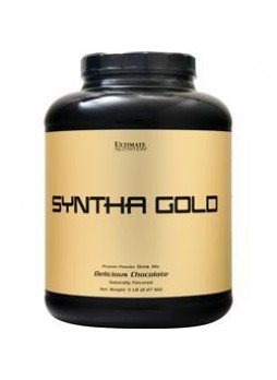 Ultimate Nutrition Syntha Gold, 5 lbs
