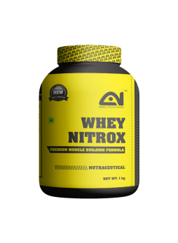 ABSOLUTE WHEY NITROX 2KG CHOCOLATE