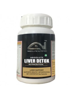 Absolute nutrition LIVER DETOX 60 capsules