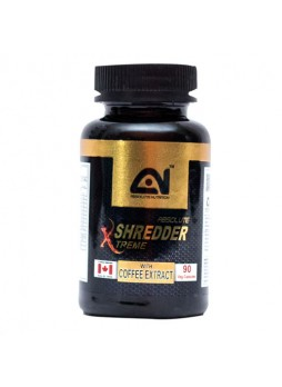 Absolute nutrition shredder xtreme 90 capsules