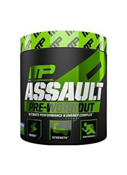 MusclePharm Assault, 222 gm