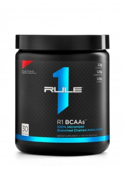 Rule 1 BCAA - (30 Serving)